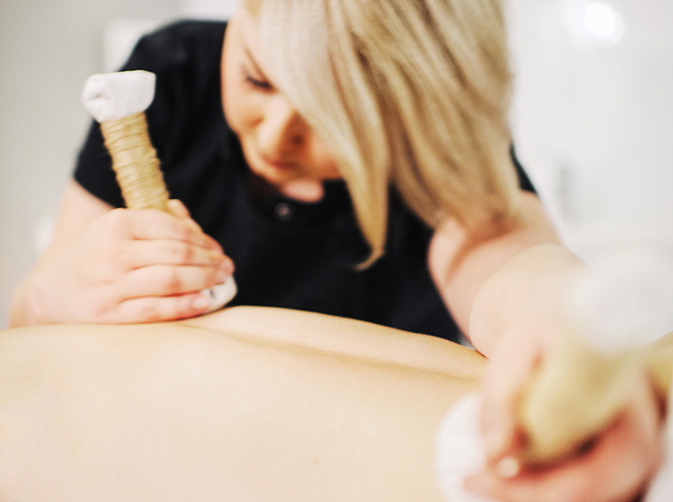 MASSAGES AND TREATMENTS FOR BODY